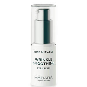 Time Miracle Wrinkle Smoothing Augencreme 15ml - MADARA