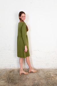 Annor Dress  - The Nordic Leaves