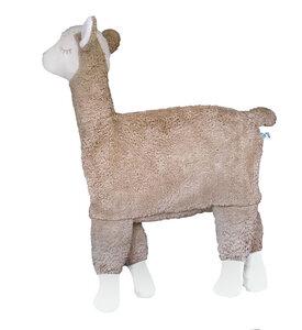 """Kuschelkissen """"Alpaka"""", 100% Baumwolle-kba - PAT & PATTY"""