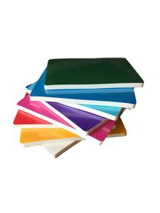 Nachfüllpapier Kirschholz Schreibblock - echtholz