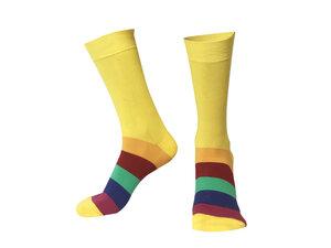 Socken Bio GOTS |Bunte Socken |Herren Damen Socken | Gelb Yellow Socks - Natural Vibes
