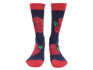 Socken Bio GOTS |Bunte Socken |Herren Damen Socken | Rose Socks| Eco - Natural Vibes