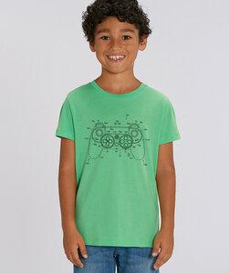 T-Shirt mit Motiv / Controller - Kultgut