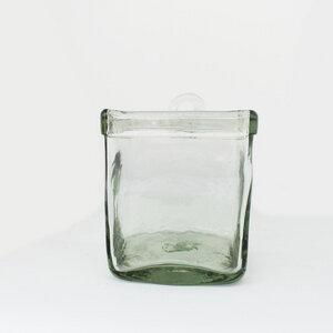Blumenvase, Dekovase aus Glas zum Aufhängen 12cm - Mitienda Shop