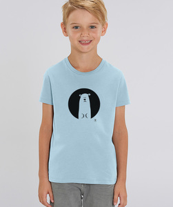 T-Shirt mit Motiv / Icebbear - Kultgut