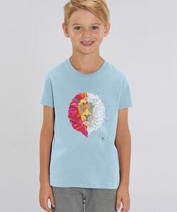 T-Shirt mit Motiv / Löwe - Kultgut