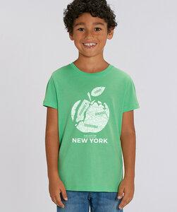 T-Shirt mit Motiv / Big Apple - Kultgut