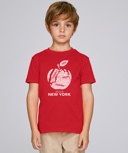T-Shirt mit Motiv / Big Apple - Kultgut