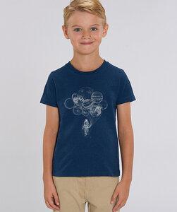 T-Shirt mit Motiv / Astronaut  - Kultgut