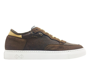 "vegane Sneaker aus Kaffee ""nat-2 coffee"" brown - nat-2"