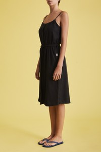 Kleid - Giada Dress - Black - ECOALF