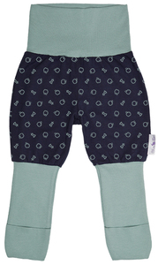 Baby Pumphose - mitwachsend - CHARLE - sustainable kids fashion