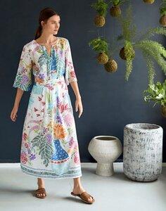 Kleid - Vases Dress – Mehrfarbig - Thought | Braintree