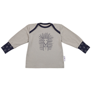 Baby Longsleeve - mitwachsend - CHARLE - sustainable kids fashion