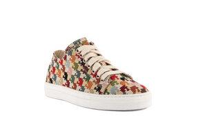 Low Scout Sneaker Rebus Woman - Risorse Future