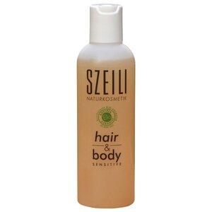 hair & body sensitive veganes Naturshampoo von SZEILI Naturkosmetik - SZEILI Naturkosmetik