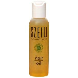 hair oil natürliches Bio-Haaröl von SZEILI Naturkosmetik - SZEILI Naturkosmetik