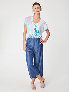 Meena Tencel Slacks - Thought