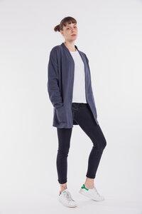 Cardigan | KOE | dunkel blau - Degree Clothing