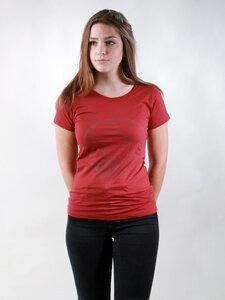 T-Shirt Damen - Crow - NATIVE SOULS