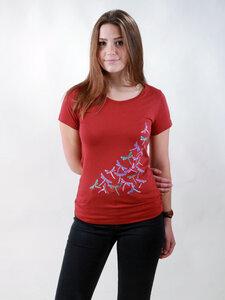 T-Shirt Damen - New Dragonflies - NATIVE SOULS