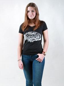 T-Shirt Damen - Night Owl - NATIVE SOULS