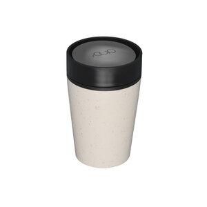 Coffee to Go Becher aus recycelten Einweg-Kaffebechern 227ml - rCUP