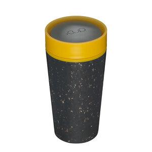 Coffee to Go Becher aus recycelten Einweg-Kaffebechern 340ml - rCUP