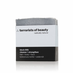 block 001 ∴ cleanse + strengthen - terrorists of beauty