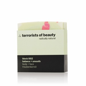 block 002 ∴ balance + smooth - terrorists of beauty
