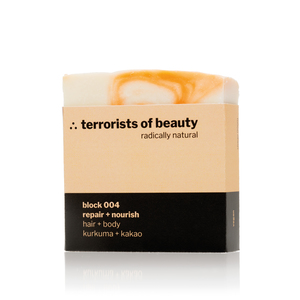 block 004 ∴ repair + nourish - terrorists of beauty