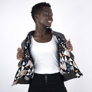 Wendejacke 'Fragments' für Frauen - Khala