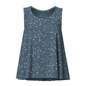 Damen Shirt Snippet Dunkelblau Nachhaltig Fair - THOKKTHOKK