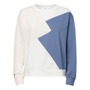 Damen Sweatshirt Overlap Bio Fair - THOKKTHOKK