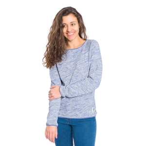 Nautical Knit Sweater Damen - bleed