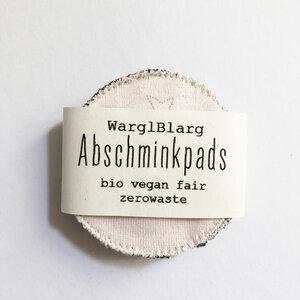 Abschminkpads Rosatöne - WarglBlarg!