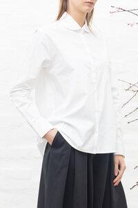Daisy organic poplin shirt - ETICLO'