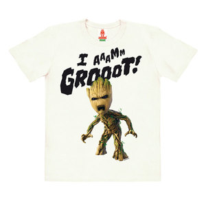Marvel Comics - Guardians of the Galaxy - Groot - Kinder Bio T-Shirt  - LOGOSH!RT