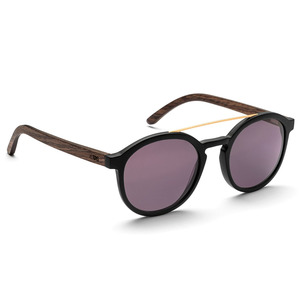 Sonnenbrille Frank Walnussholz - TAS - Take a shot