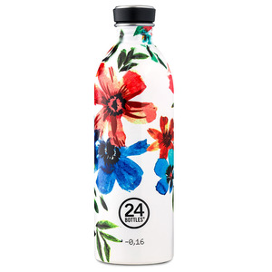 Edelstahl Trinkflasche Summer Editions - 24bottles