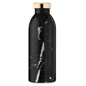 24bottles 0,5l Thermosflasche  - verschiedene Marmordesigns - 24bottles