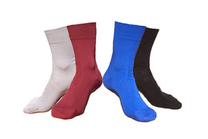 4er Mix Herren Socken GOTS - 108 Degrees