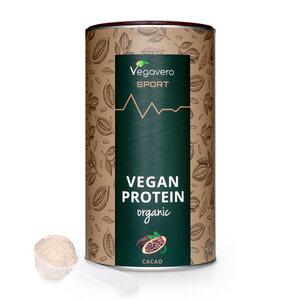 Bio Protein Pulver Schoko, 500g - Vegavero