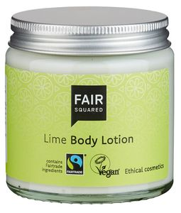 Bodylotion Lime 100ml - Fair Squared
