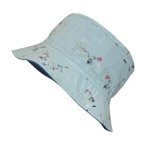 Wende-Fischerhut mit UV-Schutz - Pickapooh