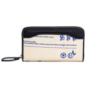 Recycling Portemonnaie - Geldbeutel Blue - Elephbo