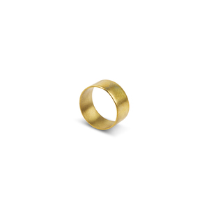 """Ring """"Thick Band"""" - aus Altmessing - Kipato Unbranded"""