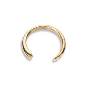 Armreif Wrap Bracelet aus Altmessing - Kipato Unbranded