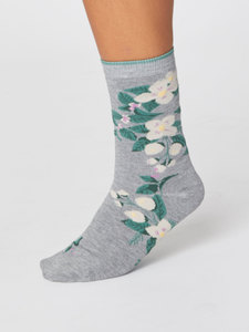 Florie Sustainable Bamboo Socks                          - Thought