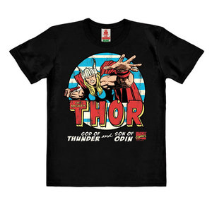LOGOSHIRT - Marvel Comics - The Mighty Thor - Kinder - Bio T-Shirt  - LOGOSH!RT